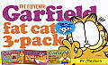Garfield Fat Cat Three Pack #11:  Hams It Up, Thinks Big, Throws His Weight Around Cover
