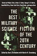 Best Military Science Fiction of the 20TH Cenury Cover