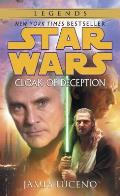 Cloak of Deception (Star Wars) Cover