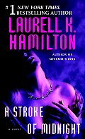 A Stroke Of Midnight (Meredith Gentry Novels) by Laurell K. Hamilton