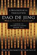 Dao De Jing a Philosophical Translation