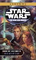 Star Wars: The New Jedi Order #08: Edge of Victory II: Rebirth Cover