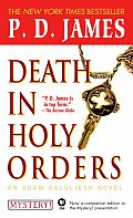 Death in Holy Orders: An Adam Dalgliesh Mystery Cover