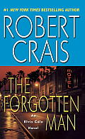 The Forgotten Man: An Elvis Cole Novel (Elvis Cole Novels) Cover