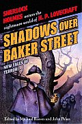 Shadows Over Baker Street New Tales of Terror