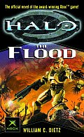 Halo #02: Halo: The Flood Cover