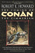 The Coming of Conan the Cimmerian (Conan of Cimmeria, Book 1) Cover