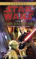 Yoda: Dark Rendezvous: A Clone Wars Novel Cover