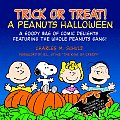 Trick Or Treat A Peanuts Halloween