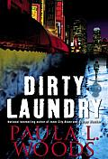 Dirty Laundry: A Charlotte Justice Novel Cover