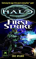 First Strike (Halo) Cover