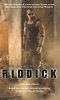 Chronicles Of Riddick Riddick