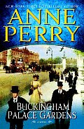 Buckingham Palace Gardens (Thomas Pitt Mysteries) Cover