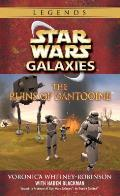Star Wars Galaxies: The Ruins of Dantooine (Star Wars Galaxies) Cover