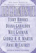 Legends II: New Short Novels by the Masters of Modern Fantasy Cover