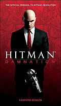 Hitman: Damnation Cover