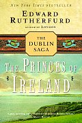 The Princes of Ireland: The Dublin Saga Cover