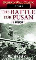 The Battle for Pusan: A Memoir Cover