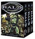 Halo 3c MM Box Set by Eric Nylund