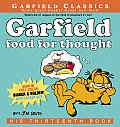 Garfield Classics #13: Garfield Food for Thought: His Thirteenth Book Cover