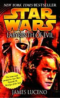 Star Wars Labyrinth of Evil (Star Wars) Cover