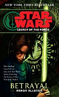 Betrayal: Star Wars: Legacy of the Force #01 Cover