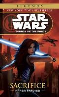 Star Wars: Legacy of the Force #05: Sacrifice