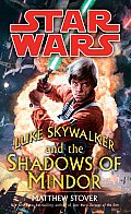 Star Wars Luke Skywalker and the Shadows of Mindor (Star Wars) Cover