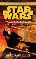 Rule Of Two Darth Bane Star Wars