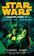 Coruscant Nights II Streets of Shadows (Star Wars) Cover