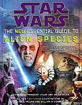 Star Wars the New Essential Guide to Alien Species Cover