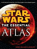 Star Wars the Essential Atlas (Star Wars: Essential Guides) Cover