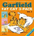 Garfield Fat Cat 3 Pack Volume 3 Sits Around the House Garfield Tips the Scales Garfield Loses His Feet A Triple Helping of Classic Garfield Humor