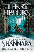 The Measure of the Magic (Legends of Shannara) Cover