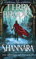 The Measure of the Magic: Legends of Shannara Cover