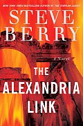The Alexandria Link: A Novel Cover