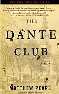 The Dante Club: A Novel Cover