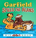 Garfield Spills the Beans: His 46th Book (Garfield New Collections) Cover