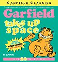 Garfield Classics #20: Garfield Takes Up Space: His 20th Book Cover