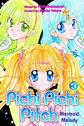 Pichi Pichi Pitch 3 Mermaid Melody