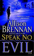 Speak No Evil: A Novel Cover