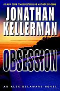 Obsession: An Alex Delaware Novel Cover