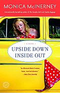 Upside down inside out: A Novel Cover