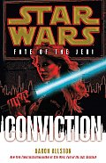 Conviction (Star Wars: Fate of the Jedi) Cover