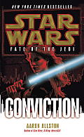 Conviction: Star Wars (Fate of the Jedi) (Star Wars) Cover