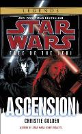 Ascension (Star Wars: Fate of the Jedi) Cover
