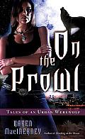 On the Prowl: Tales of an Urban Werewolf Cover