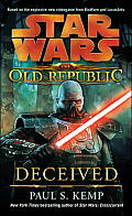 Star Wars: The Old Republic: Deceived (Star Wars) Cover