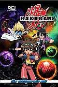 Bakugan Battle Brawlers 2: The Masquerade Ball (Bakugan Battle Brawlers) Cover