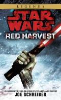 Star Wars: Red Harvest Cover